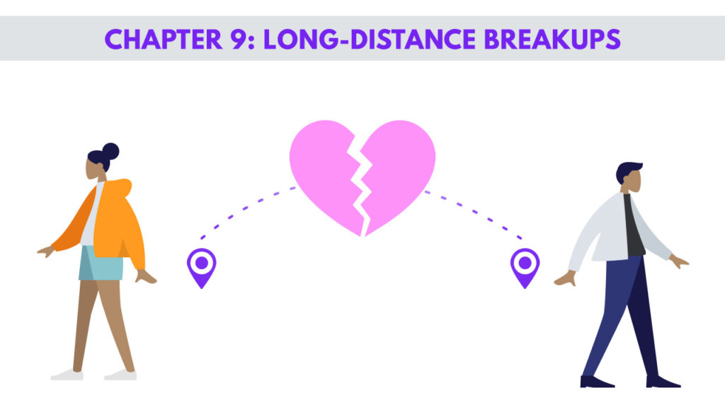 CHAPTER 9 - Long Distance Breakups