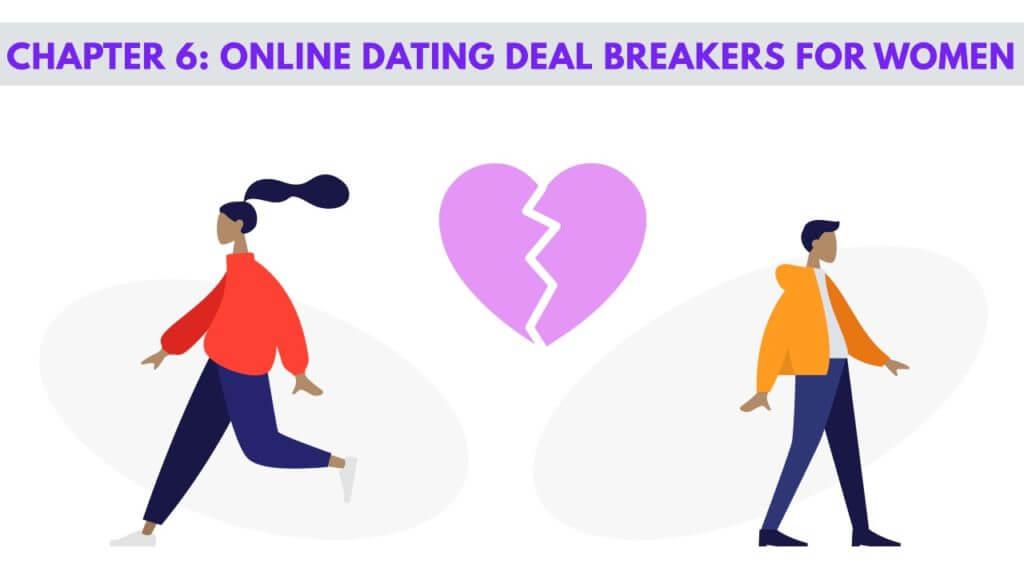 Chapter 6 - Online Dating Deal Breakers for Women