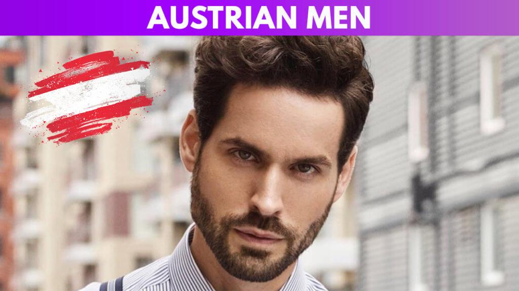 Austrian men guide