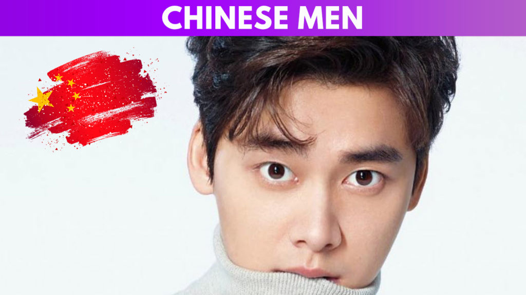 Chinese men guide