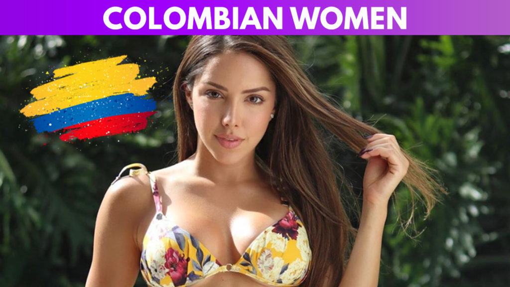 COLOMBIAN WOMEN
