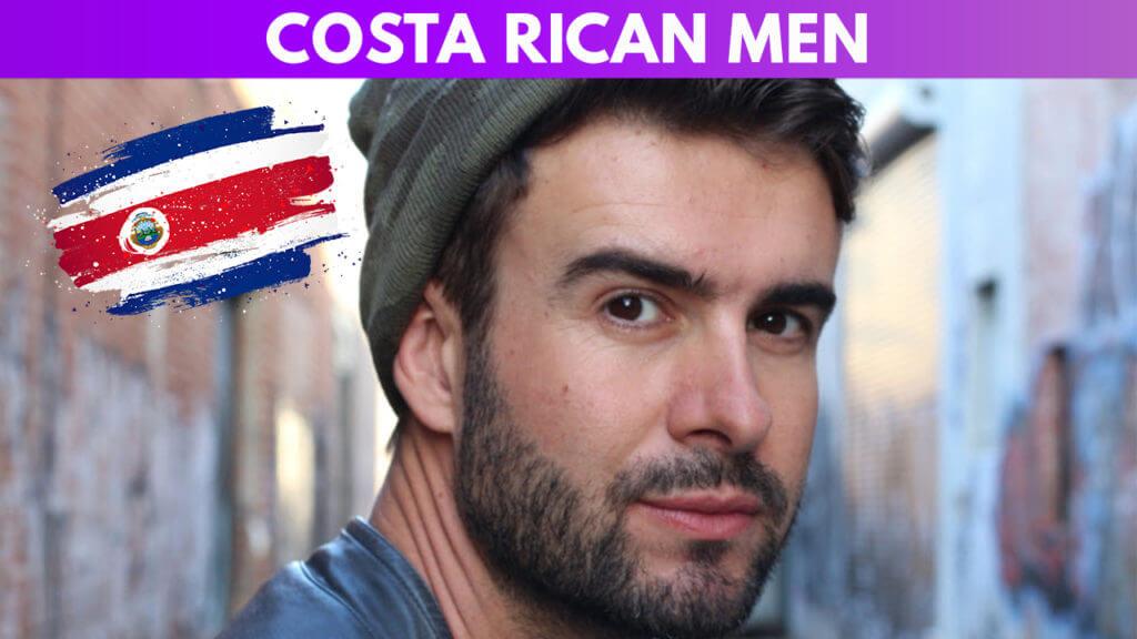 Costa Rican men guide