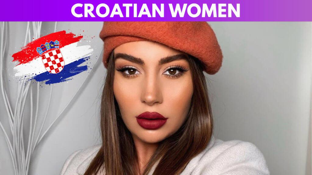 CROATIAN WOMEN guide