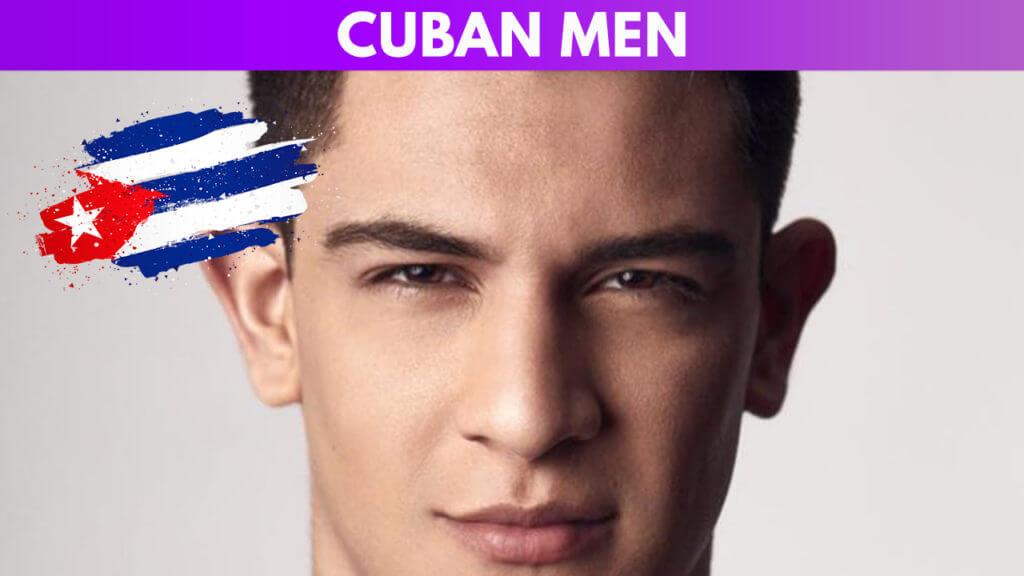 Cuban men guide