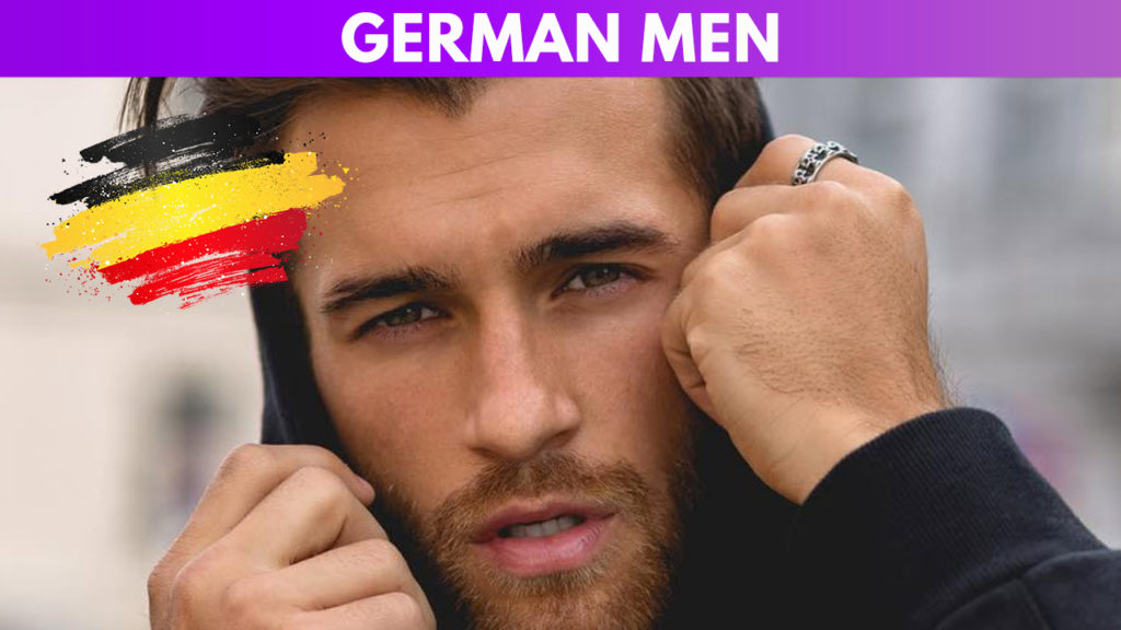 German men guide