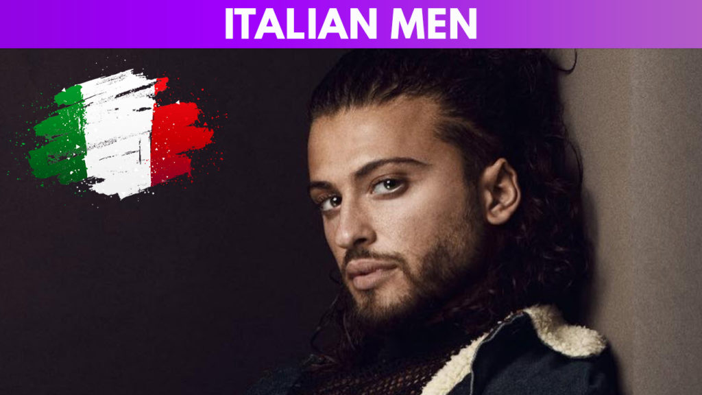 Italian men guide