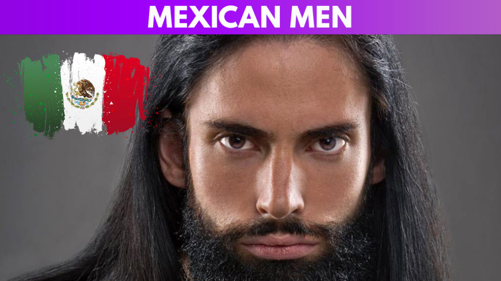 Mexican men guide