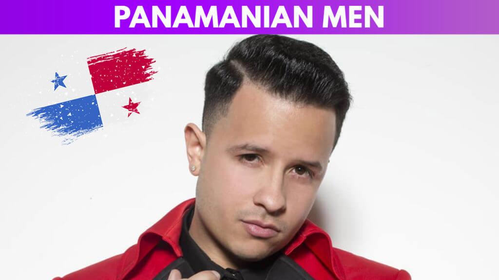 Panamanian men guide