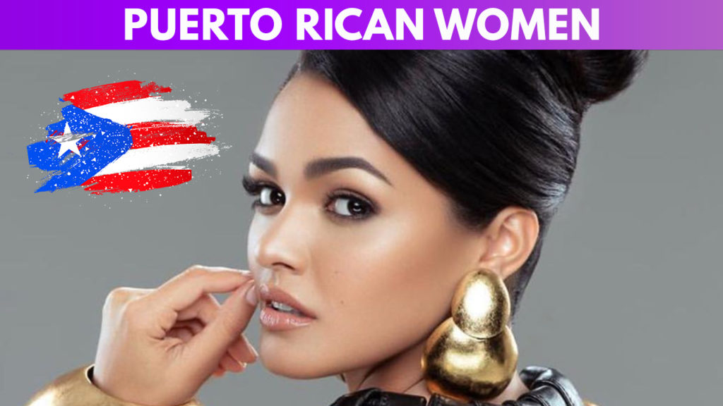 Puerto Rican Women Guide