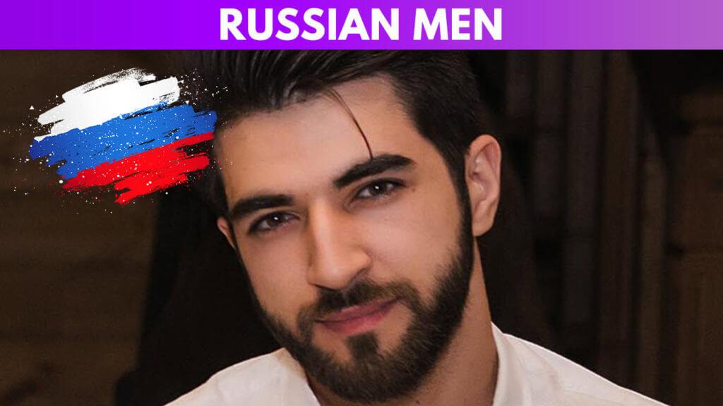 Russian men guide