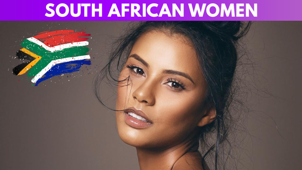 South African women guide