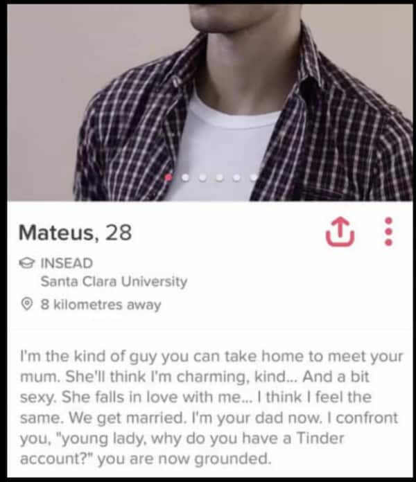 Tinder Memes - The BIG list of the funniest ones in [year] 19