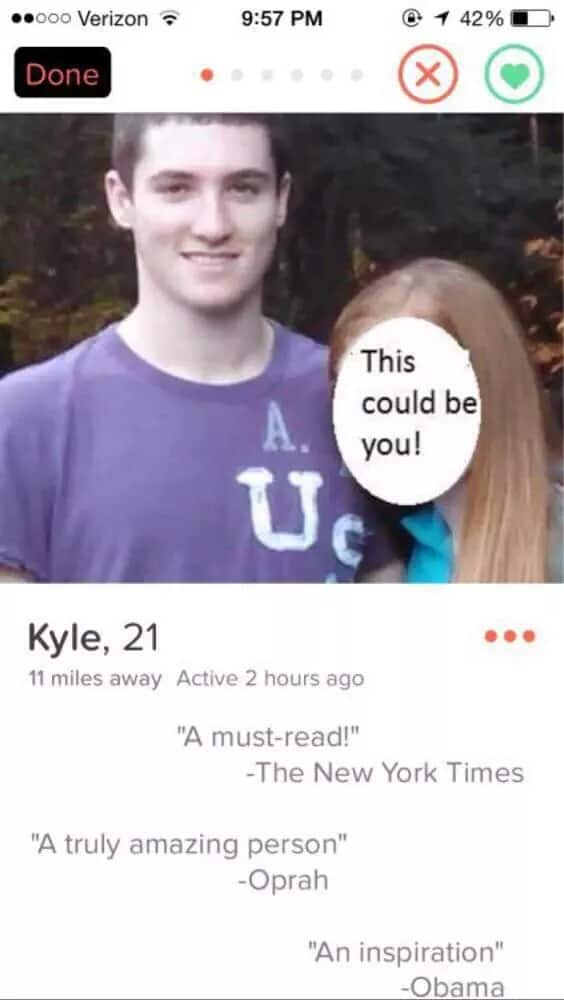 Tinder Memes - The BIG list of the funniest ones in [year] 75