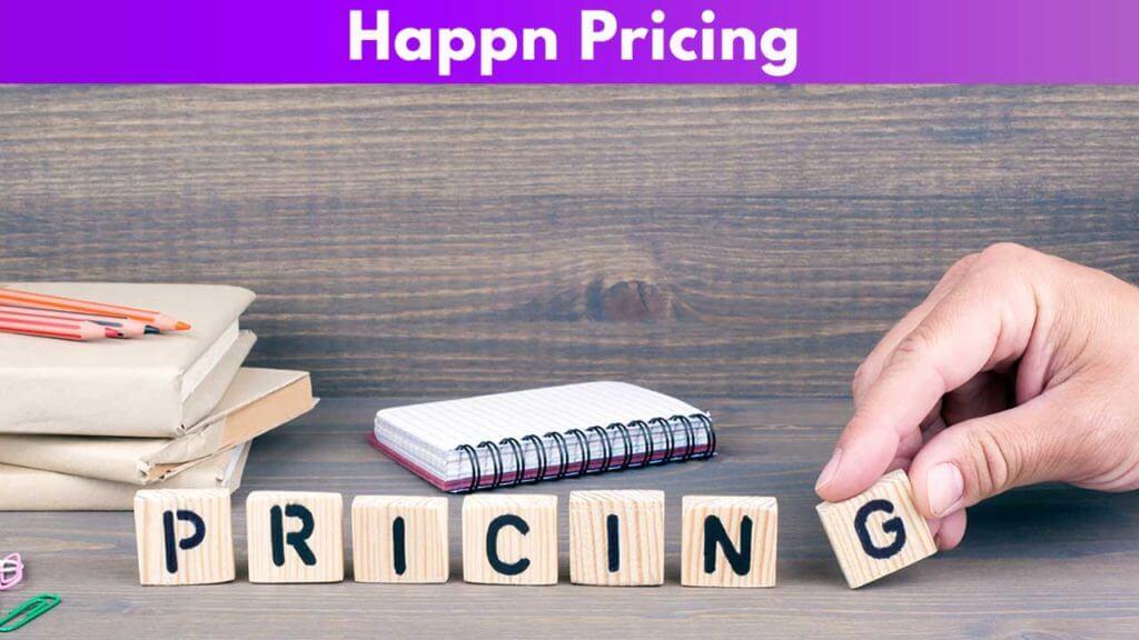 Happen Pricing