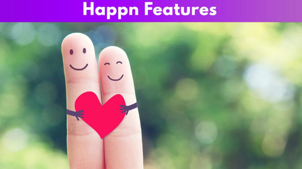 Happn Features
