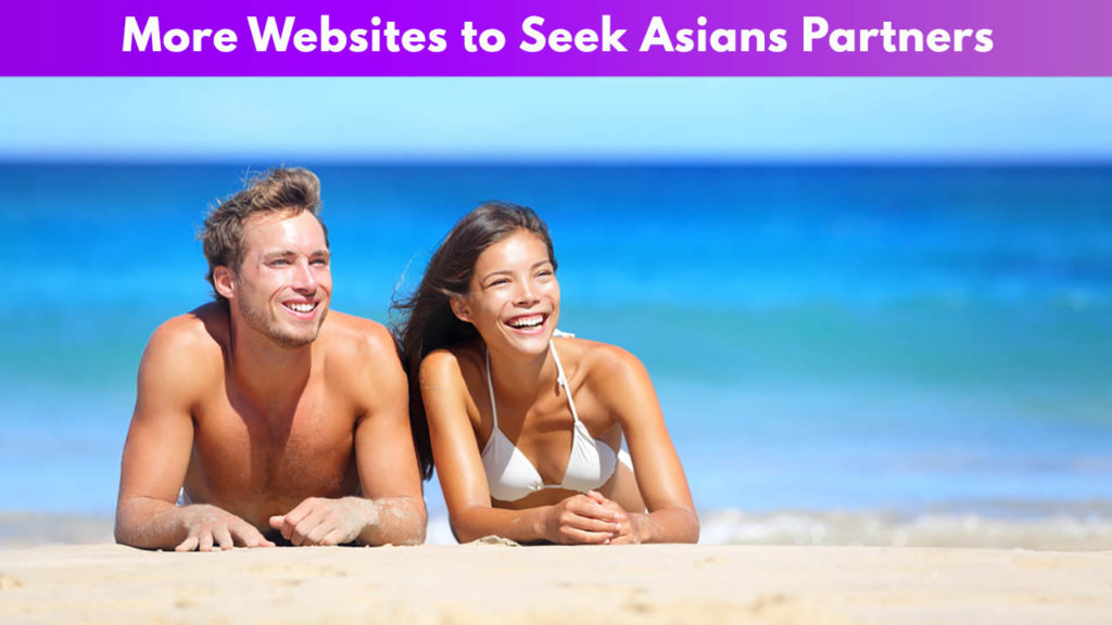 More Websites to seek Asian Partners