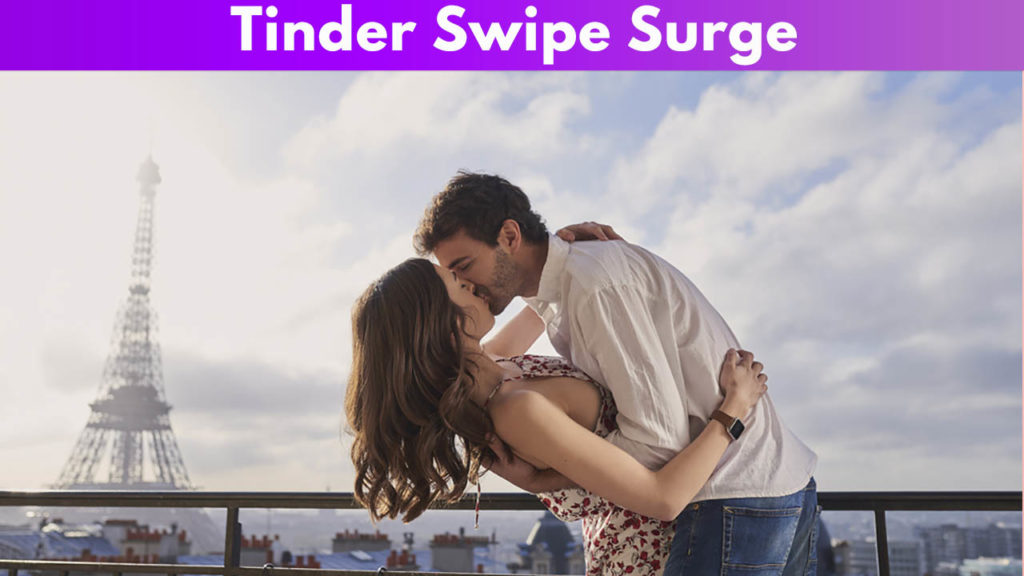 Tinder Swipe Surge