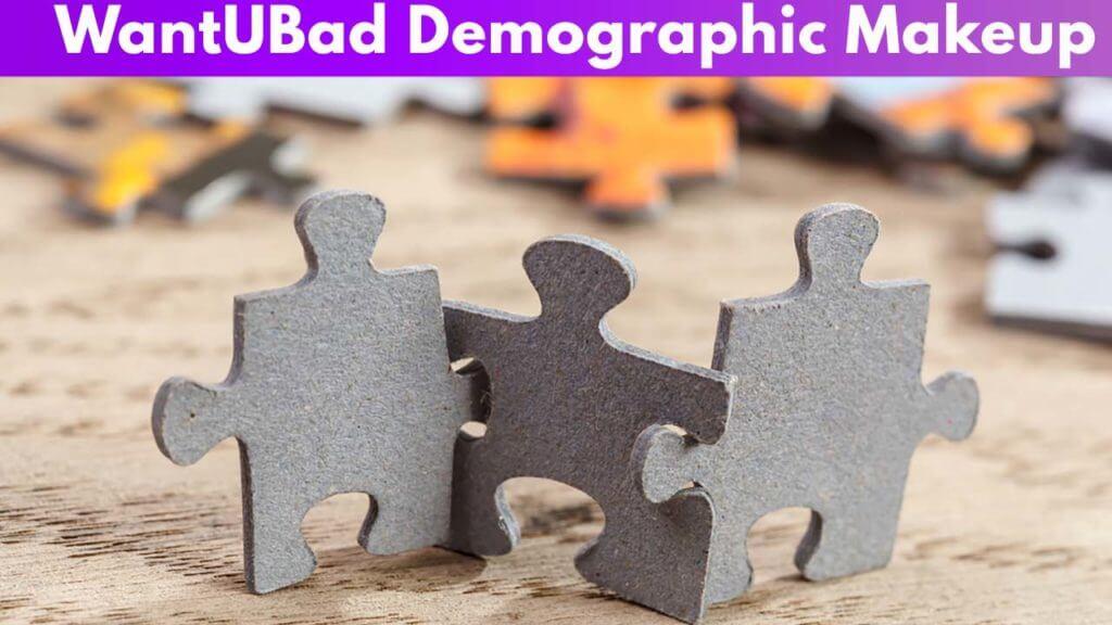 WantUBad Demographic Makeup