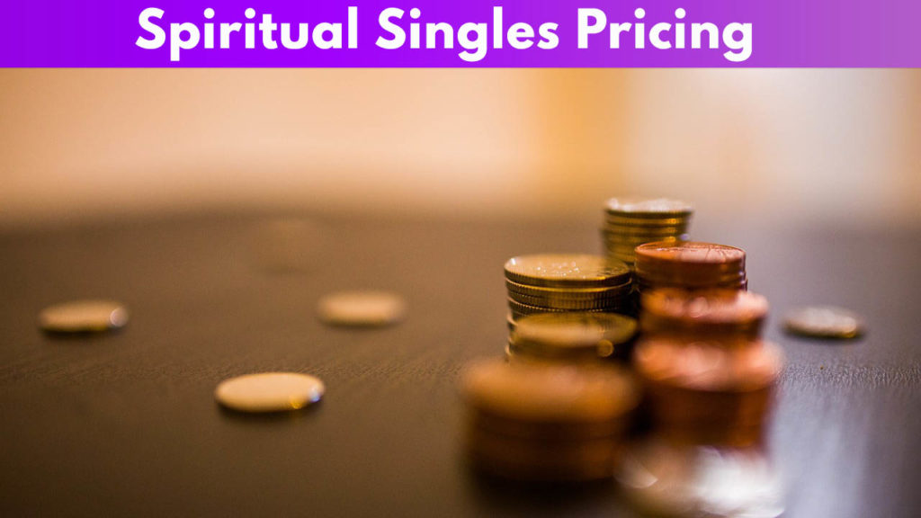 Spiritual Singles Pricing
