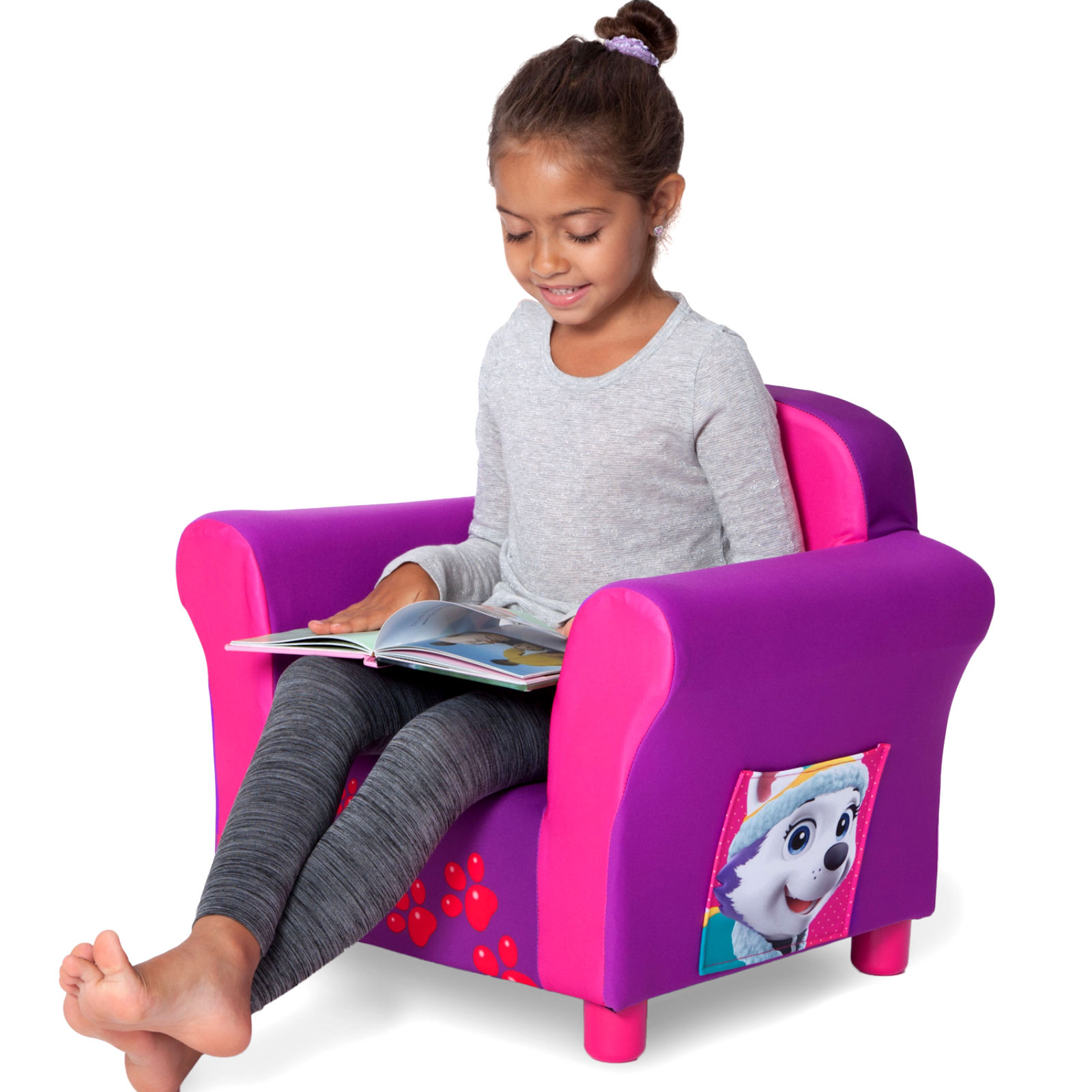 Delta Children Chair New Delta Children Paw Patrol Girls Upholstered Chair Kids