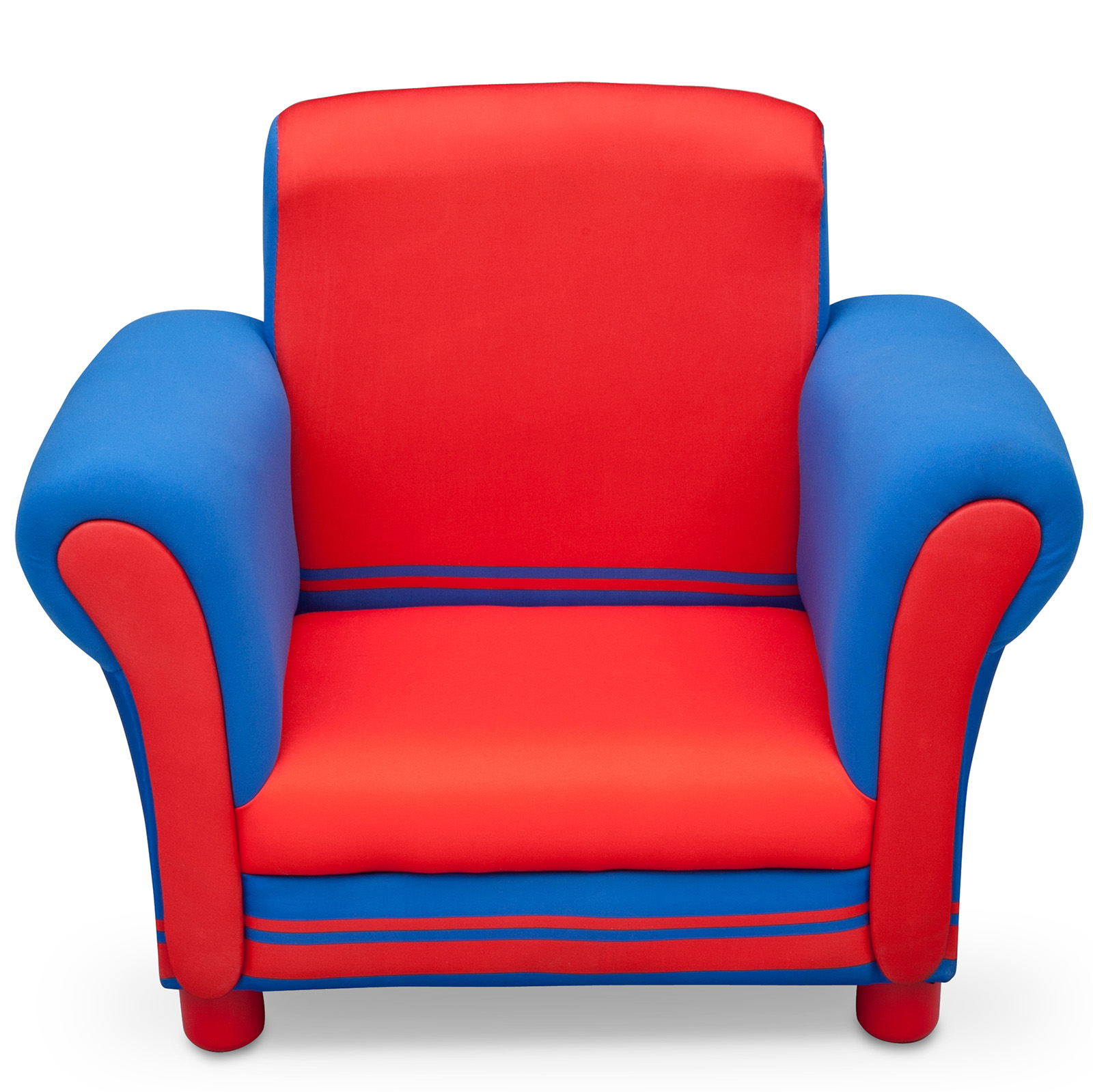 Kids Upholstered Chair New Delta Children Blue Red Childs Upholstered Chair Kids