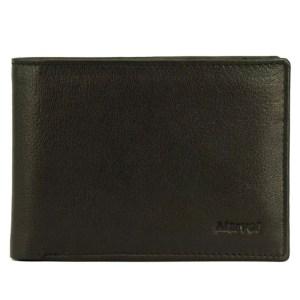EDA757024-01-Πορτοφόλι δερμάτινο ανδρικό μαύρο Marvel 53230010 | Online 4u Shop