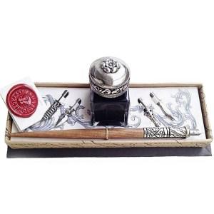 EDA751001-Πένα Κονδυλοφόρος με αξεσουάρ στυλ αντίκα Francesco Rubinato 73 | Online 4u Shop