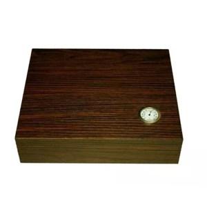 EDK951006-Υγραντήρας Ξύλινος 15 Πούρων Grand Value VG128231 | Online 4u Shop