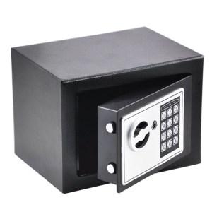 HGS958111-01-Χρηματοκιβώτιο Ασφαλείας με Συνδυασμό & Κλειδαριά sbox 23x17x17cm | Online 4U Shop