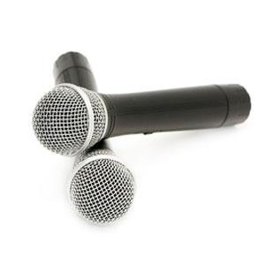 Ασύρματα μικρόφωνα