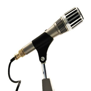 Ενσύρματα μικρόφωνα