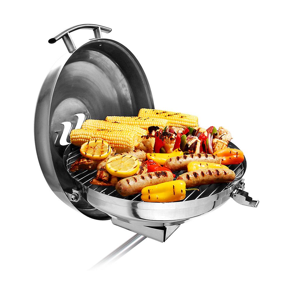 HGΟ705004 BBQ Κάρβουνου Στρογγυλό Eval 04601-1
