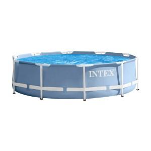 HGP552008-01 Πισίνα με μεταλλικό σκελετό Prism Intex 28734