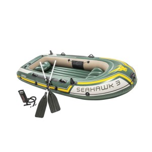 HAP950012-Βάρκα φουσκωτή set Intex Seahawk 3 68380 | Online 4U Shop