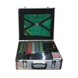 EDE905005-Βαλίτσα αλουμινίου με 600 μάρκες & αξεσουάρ Modiano700194 | Online4UShop