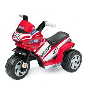 EXD759008- Ηλεκτροκίνητη Ducati MINI 6V MD0005 PegPerego | Online 4U Shop