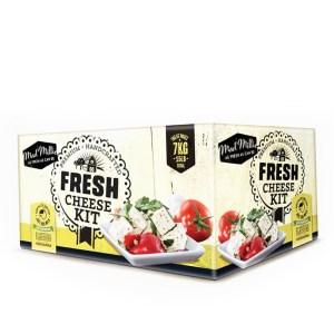 HGΟ705022-Κιτ Παρασκευής φρέκων Τυριών Fresh Mad Millie 02 | Online 4U Shop