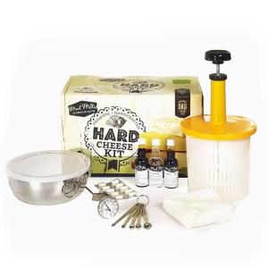 HGΟ705023-Κιτ Παρασκευής Σκληρών Τυριών Mad Millie Hard 03 | Online 4UShop