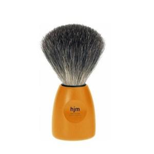 hba006014-3-Πινέλο ξυρίσματος με τρίχα ασβού Mühle Pinsel HJM81m | Online 4U Shop