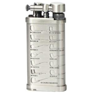EDK006530-Αναπτήρας πίπας Corona Old Boy Pewter 64-7415 | Online 4U Shop