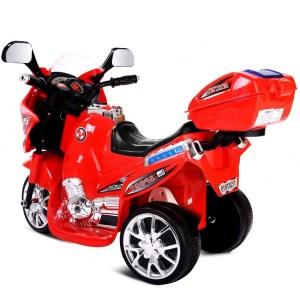 EXD759011-Ηλεκτροκίνητη μηχανή 6V KOKKINH 5245020 ScorpionWheels | Online 4U