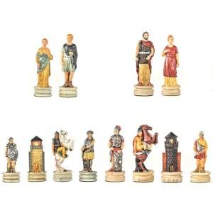 EDE854027-Πιόνια σκάκι ανάγλυφα Ελληνο-Ρωμαϊκής περιόδου K5 | Online 4U Shop