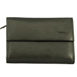 eda557024-Πορτοφόλι δερμάτινο γυναικείο μαύρο MARVEL46750010 | Online4U Shop
