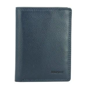 EDA757027 Πορτοφόλι δερμάτινο ανδρικό μπλε Marvel 49780008