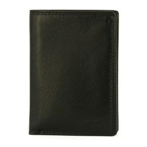EDA757029 Πορτοφόλι δερμάτινο ανδρικό μαύρο Marvel 49780410