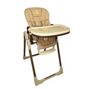 EBE052002-Καρέκλα Φαγητού Renolux Sophie Καμηλοπάρδαλη RNL093146 |Online4u