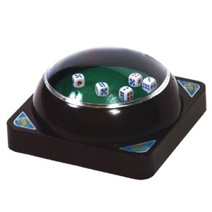 EDE900058-Ηλεκτρονικός Ανακατευτήρας Ζαριών SuperGifts 700124 | Online 4U Shop