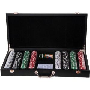 EDE905014-Βαλίτσα πολυτελείας με 400 Μάρκες Καζίνου Dal Negro700206 | Online4uShop