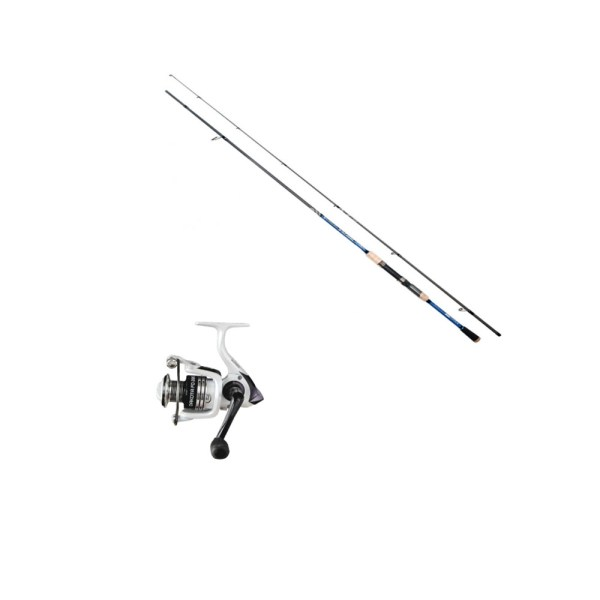 HAP459137-01 Σετ καλάμι ψαρέματος με μηχανισμό Sniper BL και Dacota-Spinning