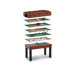 EXP757013 Τραπέζι 12 παιχνιδιών σε 1 Multi 12 Garlando